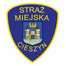 logo Straży Miejskiej w Cieszynie